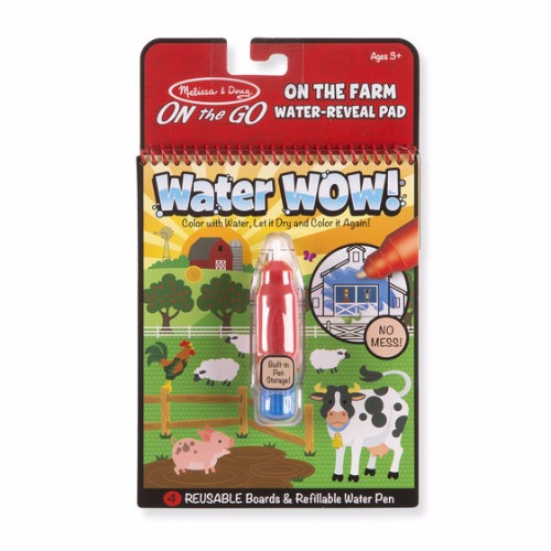 Melissa & Doug Water wow! Ferme