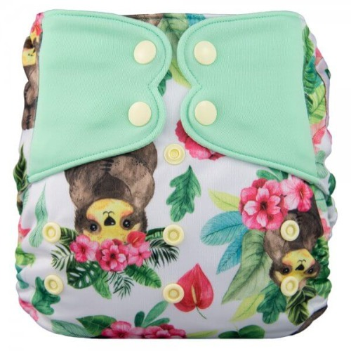 Elf Diaper (couche lavable évolutive à poche sans insert) Cutie pie