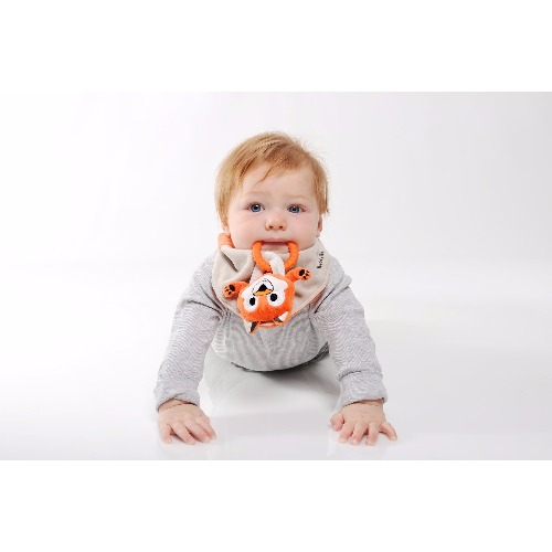 Jouets de dentition Buddy Bib