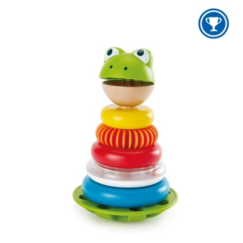 Hape - Mr.Frog à empiler