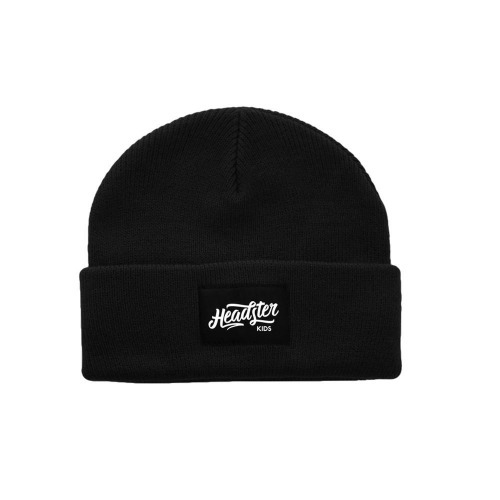 Headster Kids - Tuques Lil hipster noir