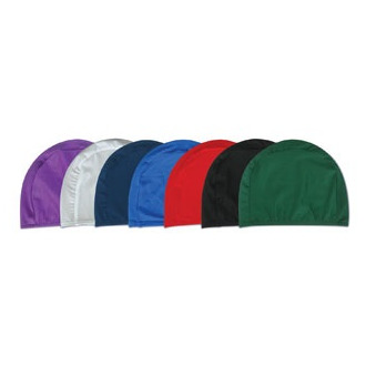 Bonnets de bain junior en lycra Aquam