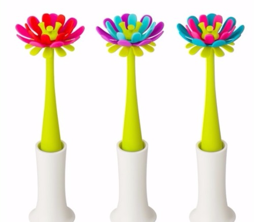 Boon Forb - Brosse en silicone pour biberons