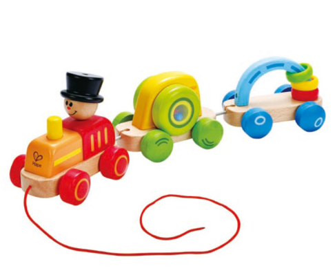 Hape - Train à tirer
