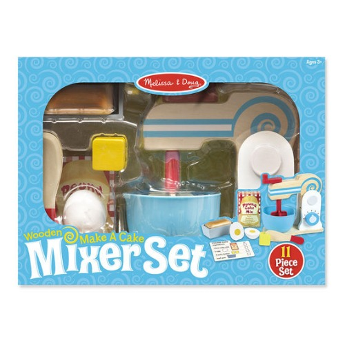 Melissa & Doug -  Ensemble de batteur sur socle