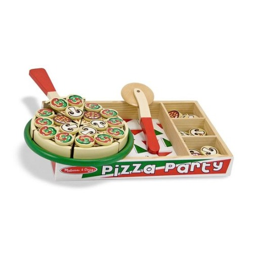 Melissa & Doug -  Ensemble à pizza