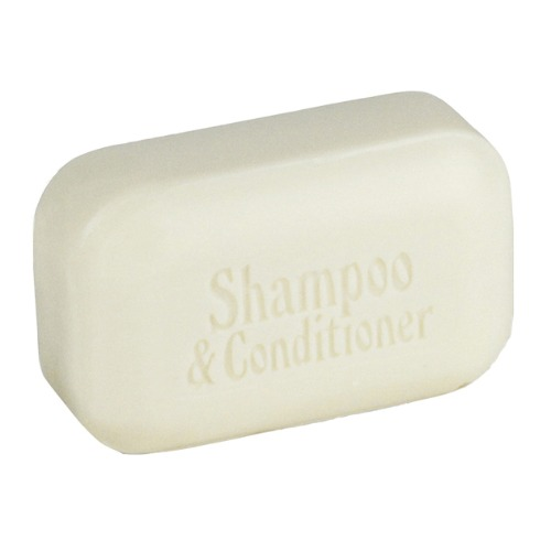 The soap works - Shampoing et revitalisant en barre