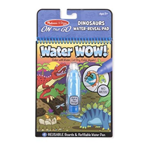 Melissa & Doug Water wow! Dinosaures