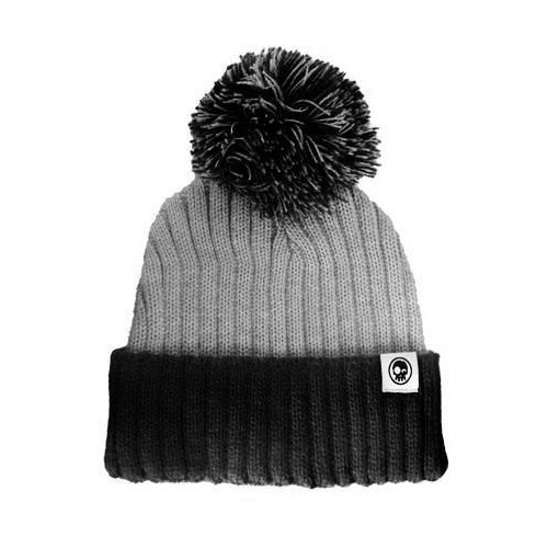 Headster Kids - Tuques 2Tone noir xs/small