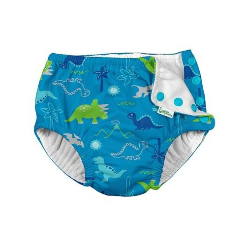 I Play - Couche-Maillot dinosaure 24 mois