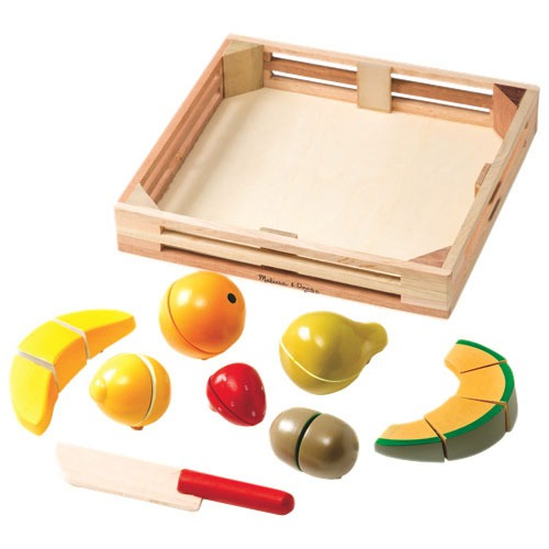 fruits à couper melissa and doug