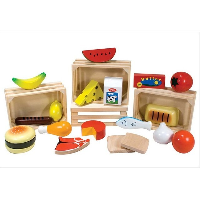 groupes alimentaires melissa and doug