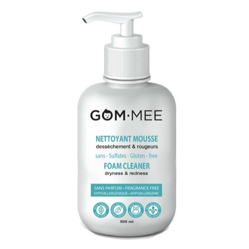 Gom-mee - Nettoyant moussant 500ml